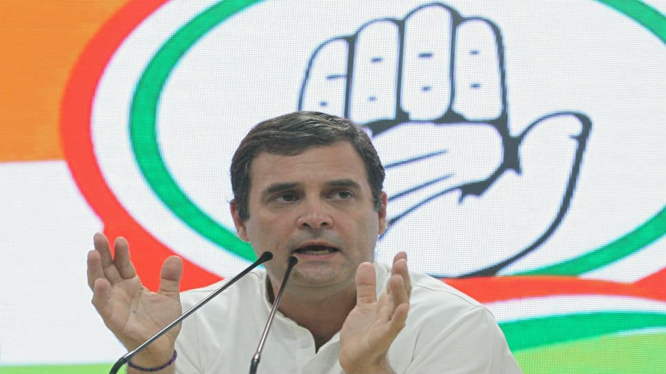 Rahul Gandhi flays Kamal Nath, Ashok Gehlot, P Chidambaram for putting sons above party
