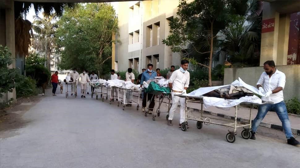 Surat fire tragedy: NHRC takes suo motu cognizance of media reports