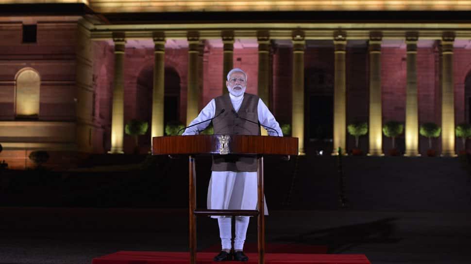 Narendra Modi will take oath as Prime Minister on May 30 at 7 pm at Rashtrapati Bhavan