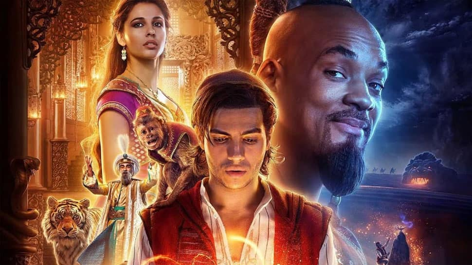 'Aladdin' crosses $100 mn in opening weekend
