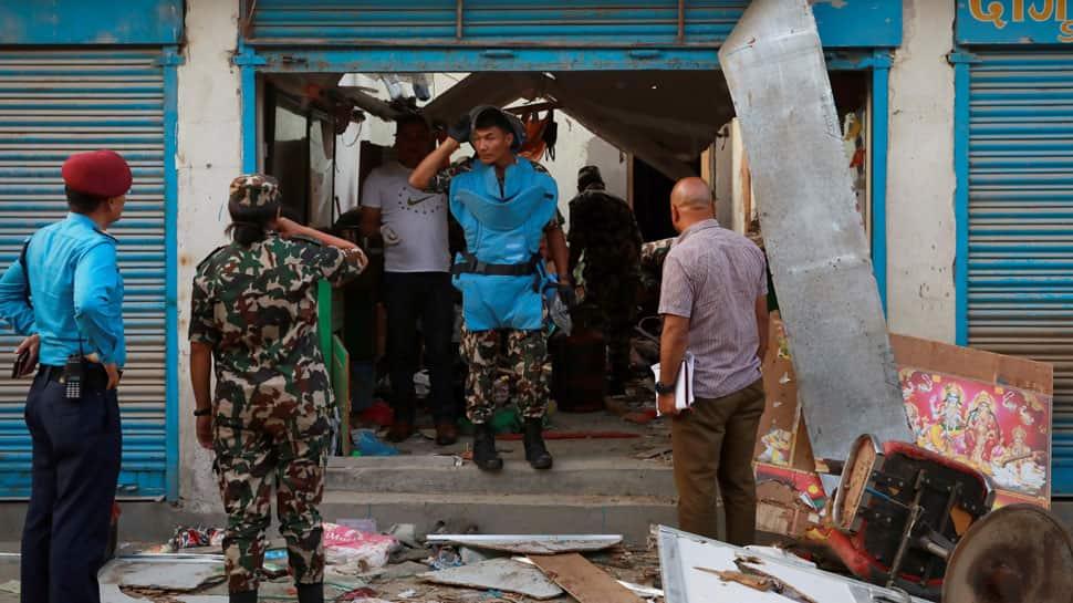 3 killed in two explosions in Nepal's capital Kathmandu
