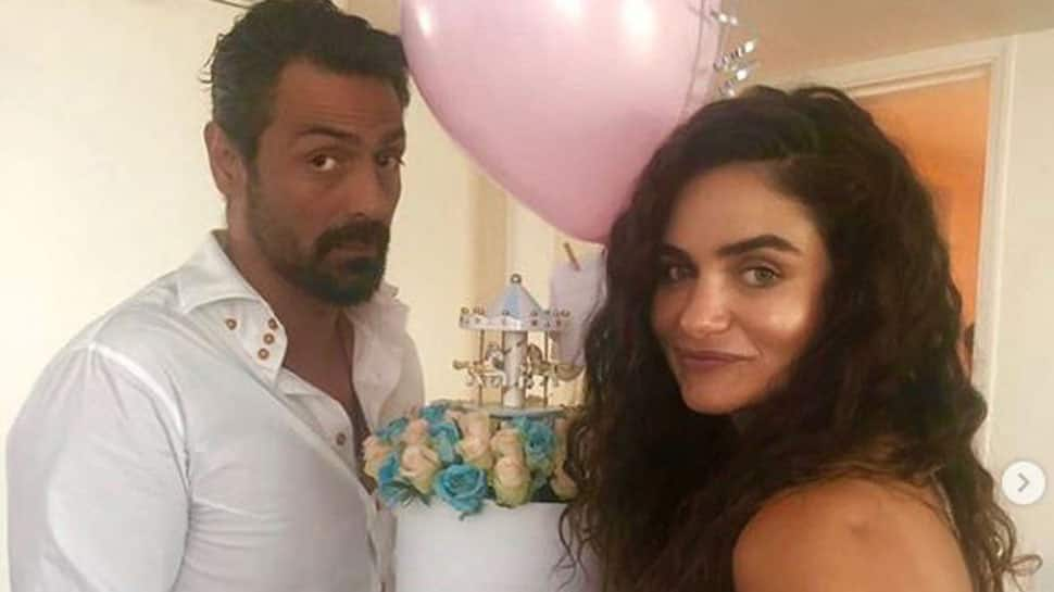 Arjun Rampal opens up about his daughters' equation with girlfriend Gabriella Demetriades