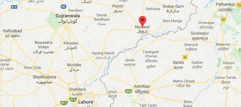 Historical 'Guru Nanak palace' partially demolished in Pakistan