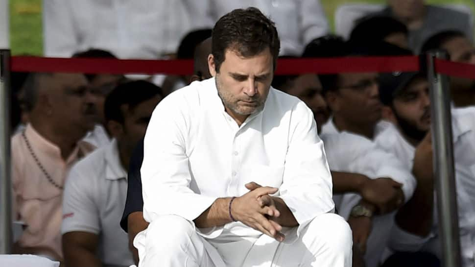 Congress issues statement decrying speculation on CWC, defends Rahul Gandhi