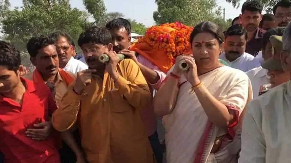 'Local political rivalry' behind Smriti Irani's close aide Surendra Singh's murder, says police