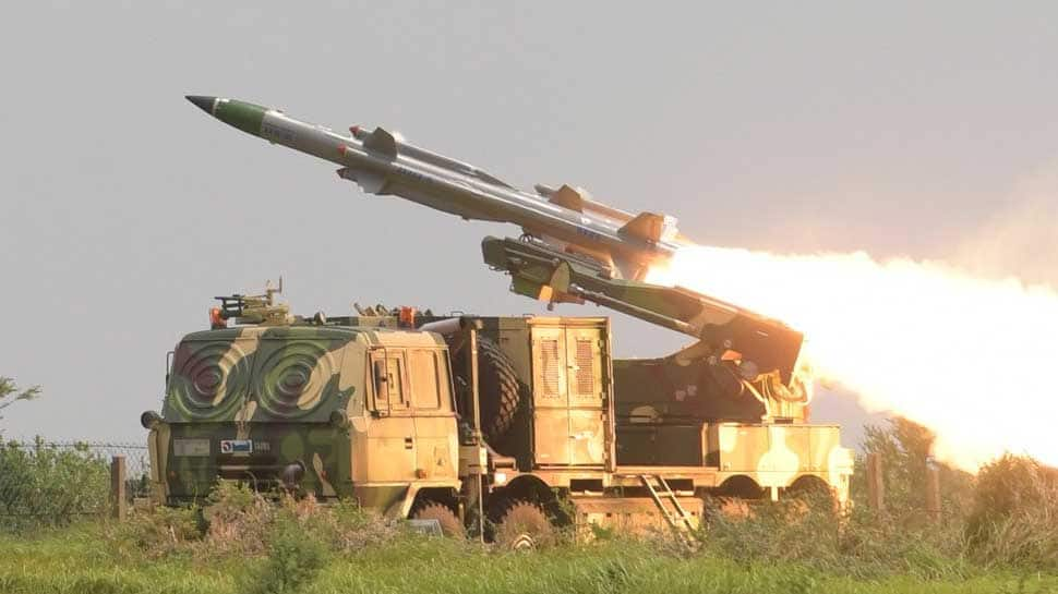DRDO successfully test fires Akash-1S surface to air defence missile system