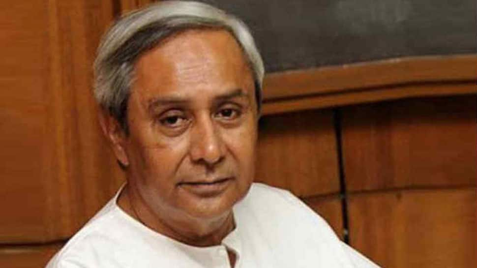 Odisha Chief Minister Naveen Patnaik invites PM Narendra Modi to his swearing-in ceremony