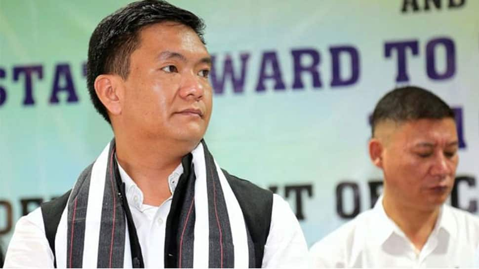 Pema Khandu to be sworn in as Arunachal Pradesh's Chief Minister on May 29