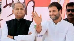 Trouble brews in Rajasthan Congress after Rahul Gandhi rebukes Chief Minister Ashok Gehlot