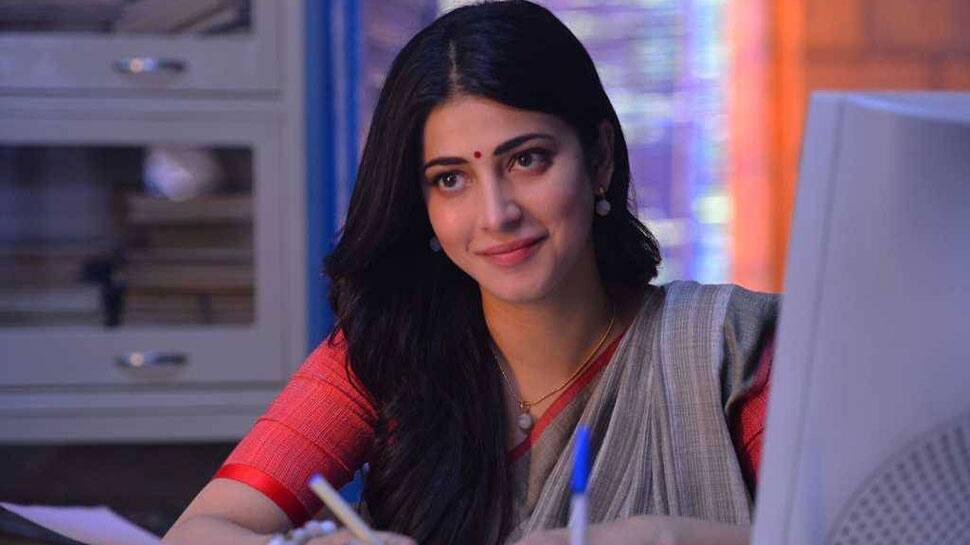Shruti Haasan croons for 'Khamoshi'