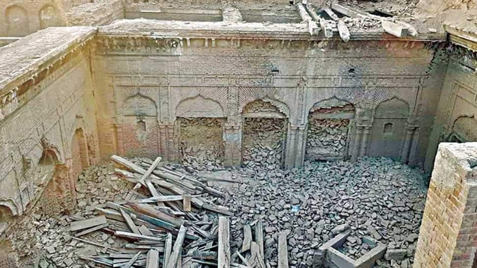 Harsimrat Kaur seeks PM's intervention in Guru Nanak Palace demolition