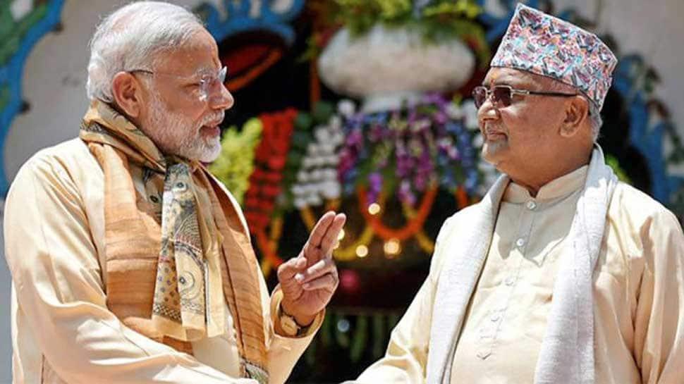 Nepal Prime Minister KP Oli to attend PM Narendra Modi's swearing-in