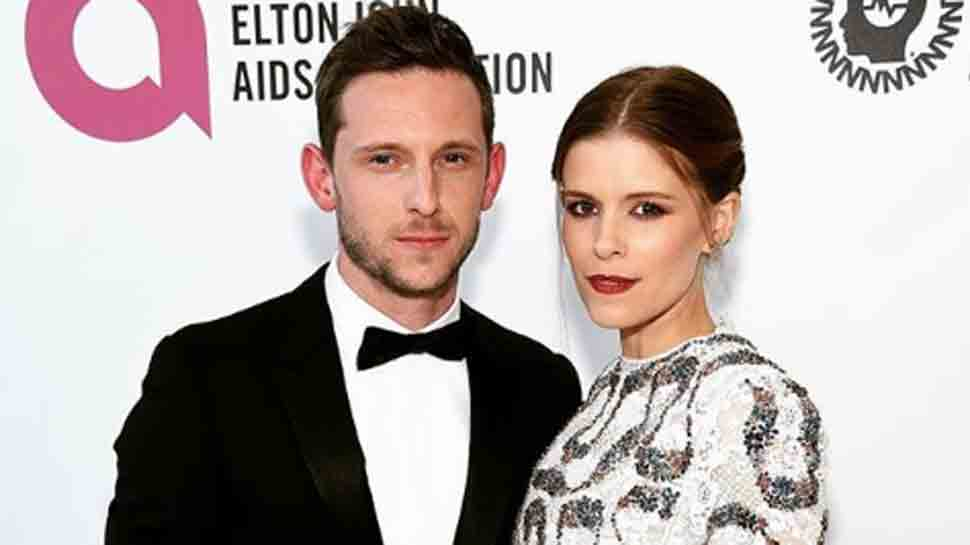 Kate Mara, Jamie Bell welcome first child