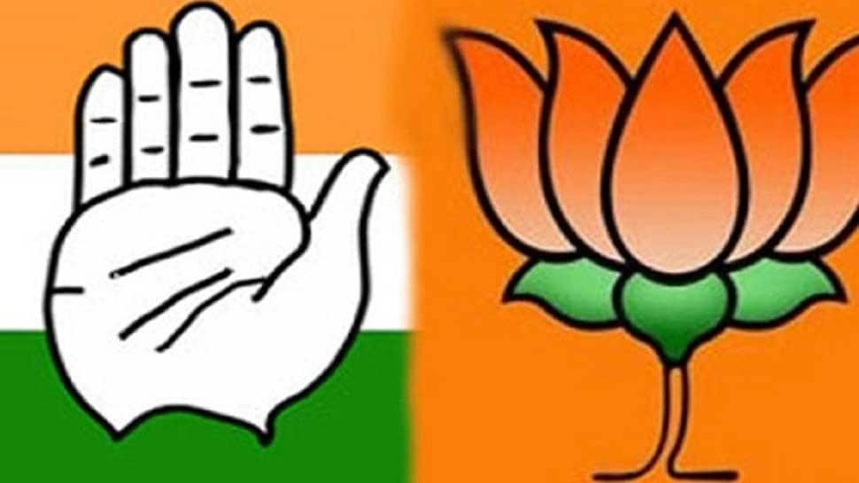 Congress, BJP in war of words over strength in Telangana