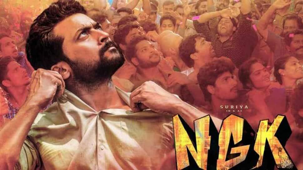 NGK is an intense political drama: Suriya