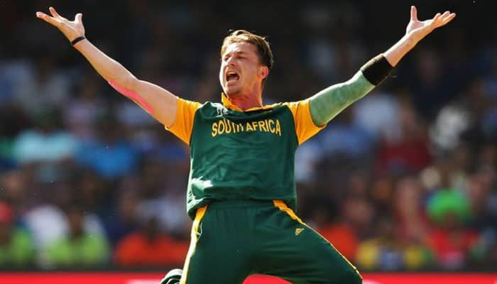 Injured Dale Steyn to miss World Cup opener against England