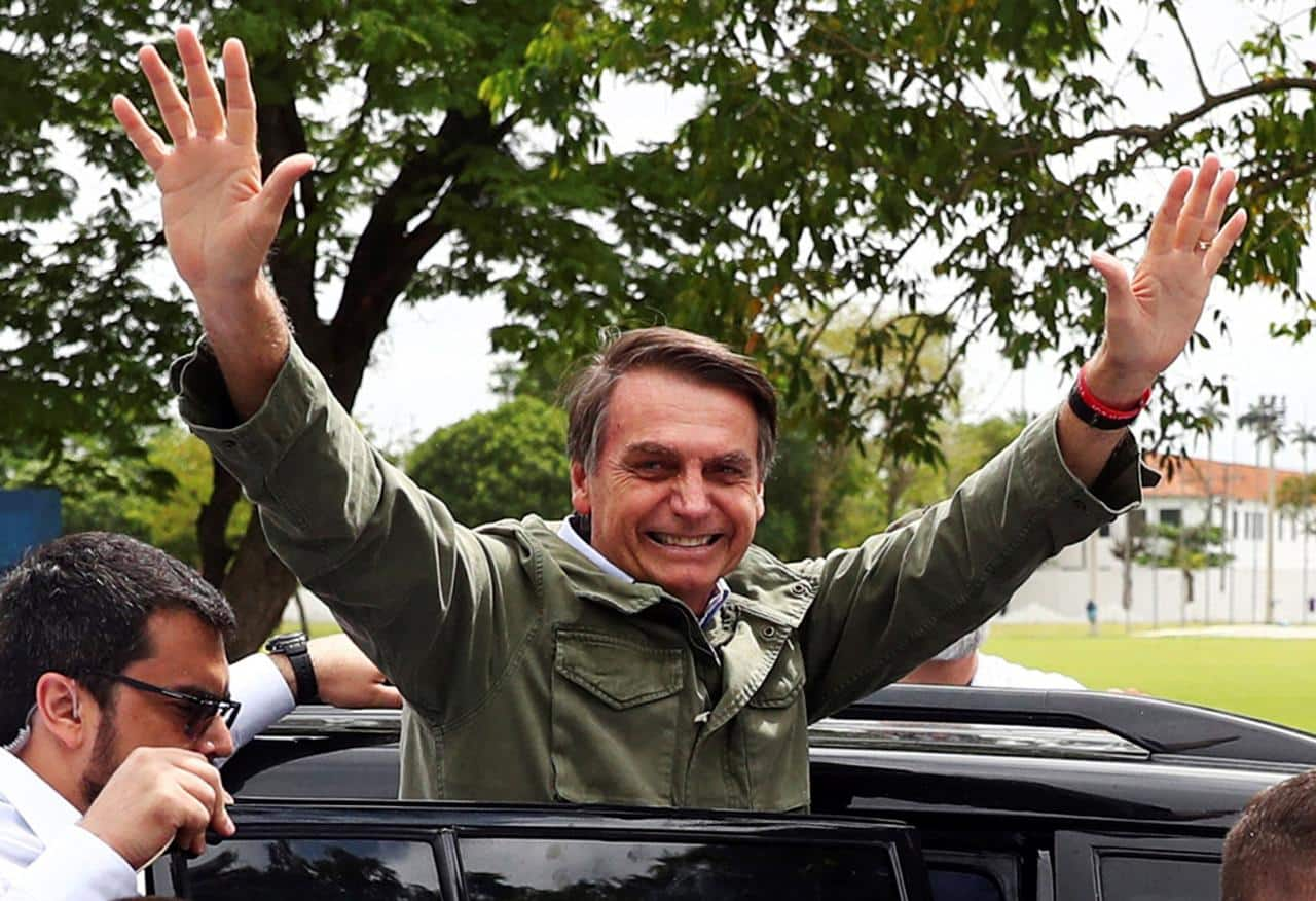 Brazil's Bolsonaro averts crisis as Senate backs his move to cut ministries