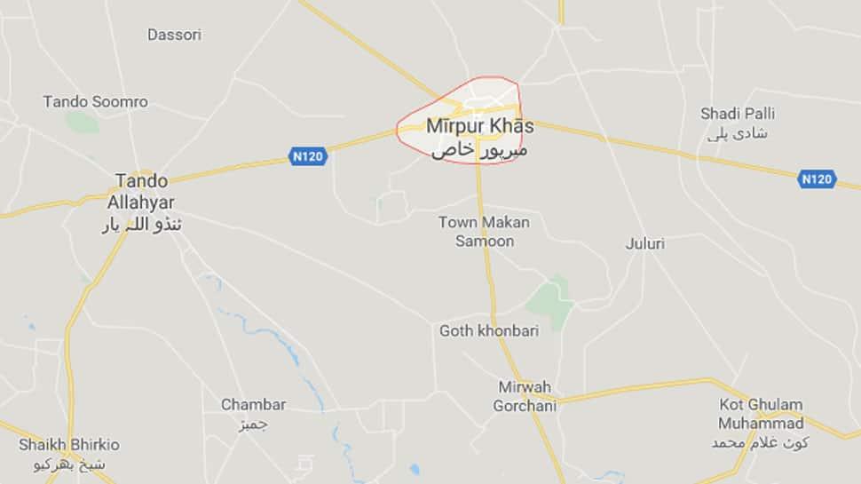 Violence in Pakistan after Hindu veterinary doctor accused of blasphemy