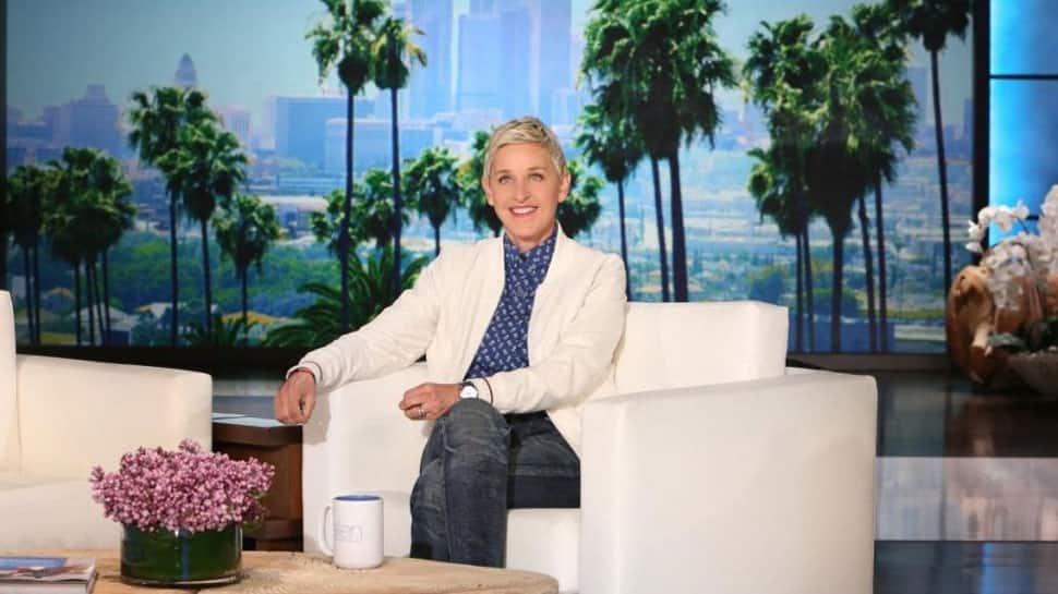 Ellen DeGeneres recounts sexual assault by her stepfather