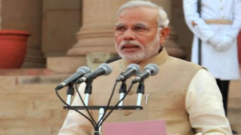 Rashtrapati Bhavan gets decked up for Narendra Modi's swearing-in ceremony