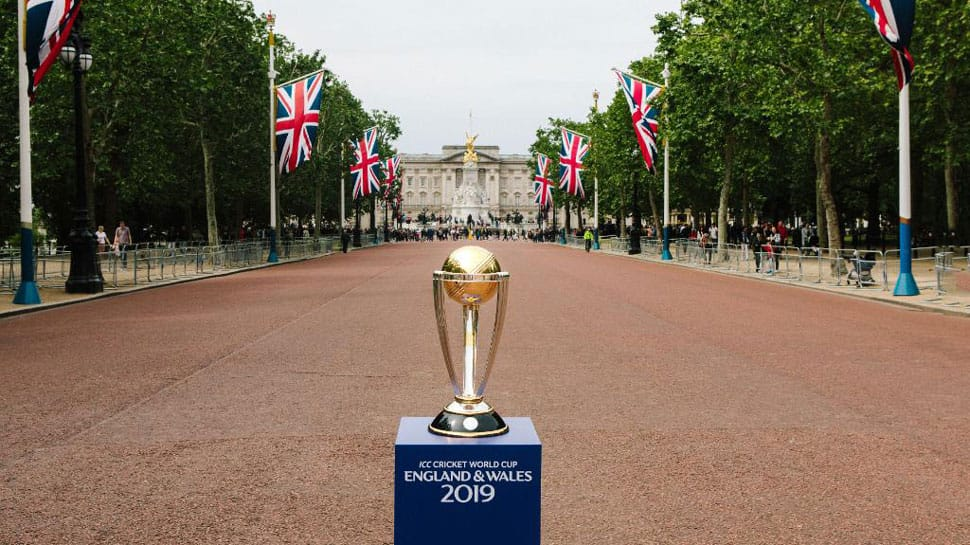 ICC Cricket World Cup 2019 kicks off with 60-second challenge