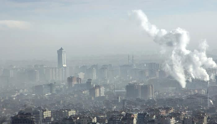 Air pollution can lead to birth defects