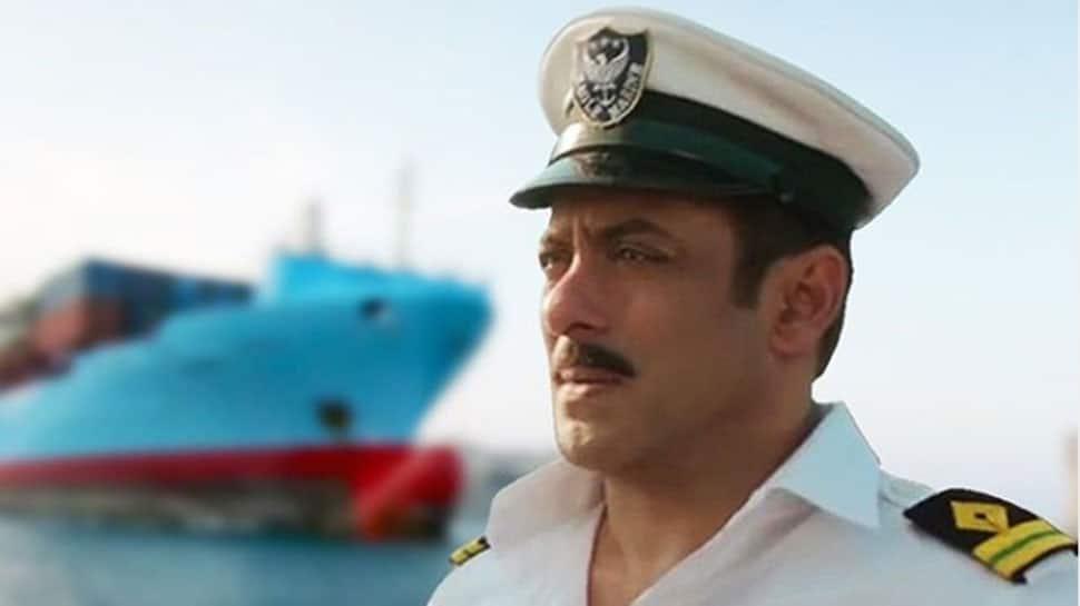 When Salman Khan's team Bharat shot on a real ship—Watch