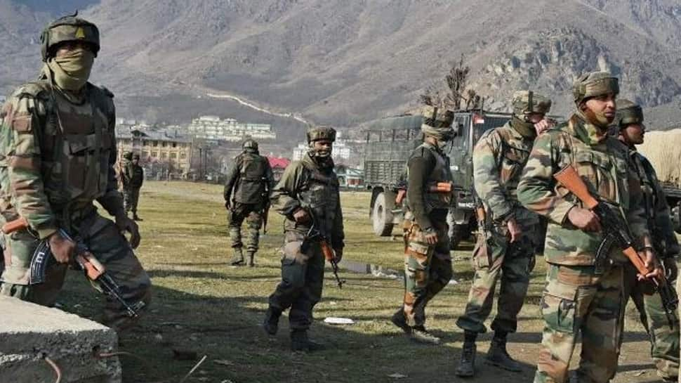 Encounter on between terrorists, joint forces in J&K's Sopore, 2 terrorists killed