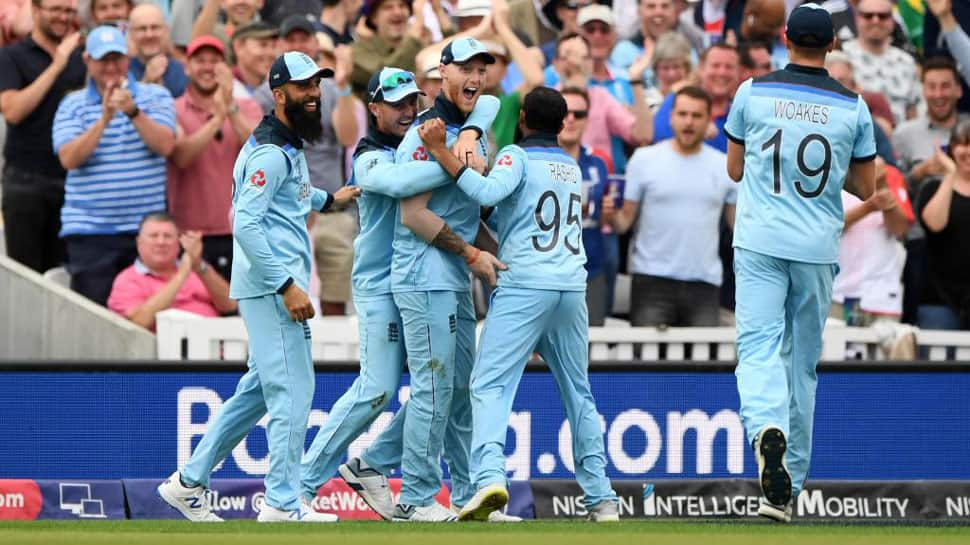 ICC World Cup 2019: England overwhelm South Africa by 104 runs in opener