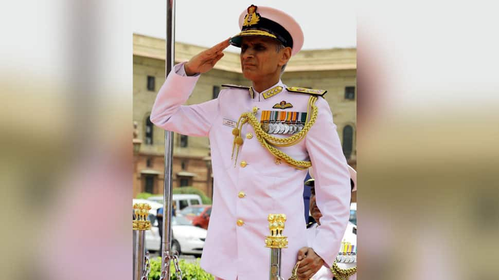 Admiral Karambir Singh takes charge as Chief of Indian Navy
