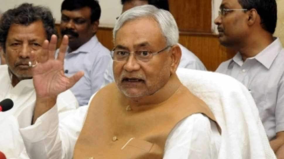 Media reports about JDU seeking 3 berths in Modi Cabinet false: Nitish Kumar