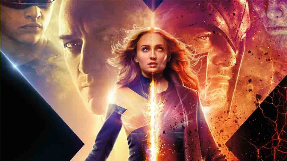 Sophie Turner was nervous about X-Men Dark Phoenix
