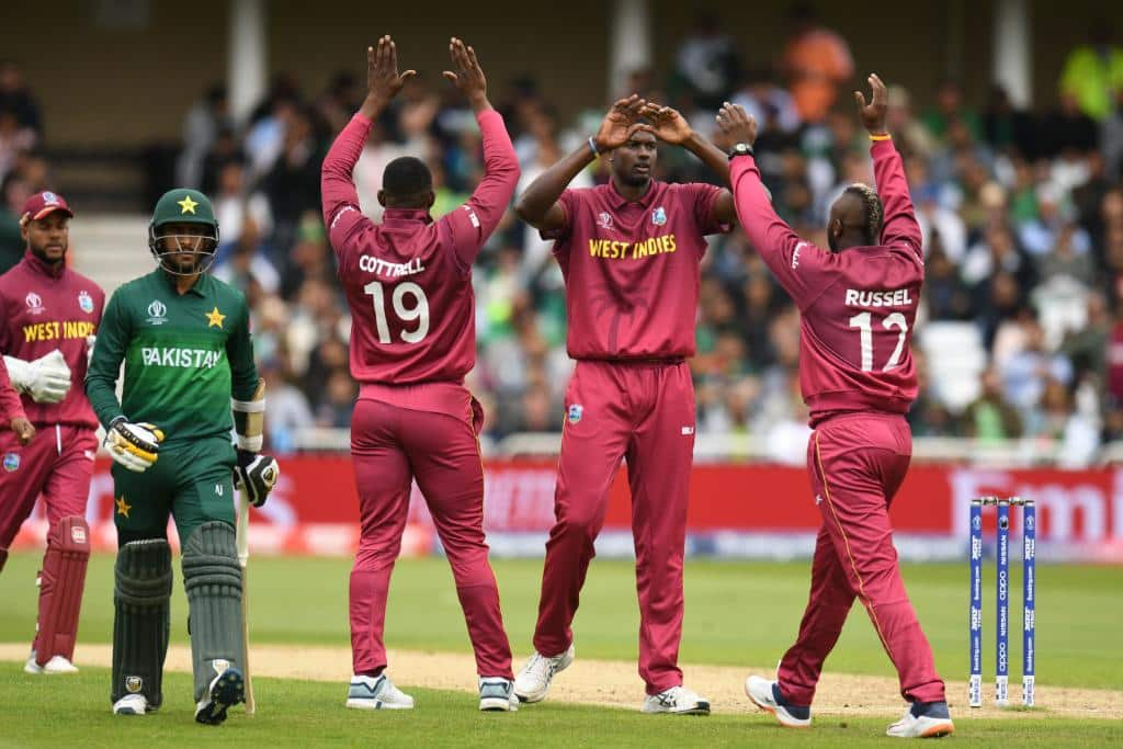 Oshane Thomas: Man of the Match in West Indies vs Pakistan World Cup clash