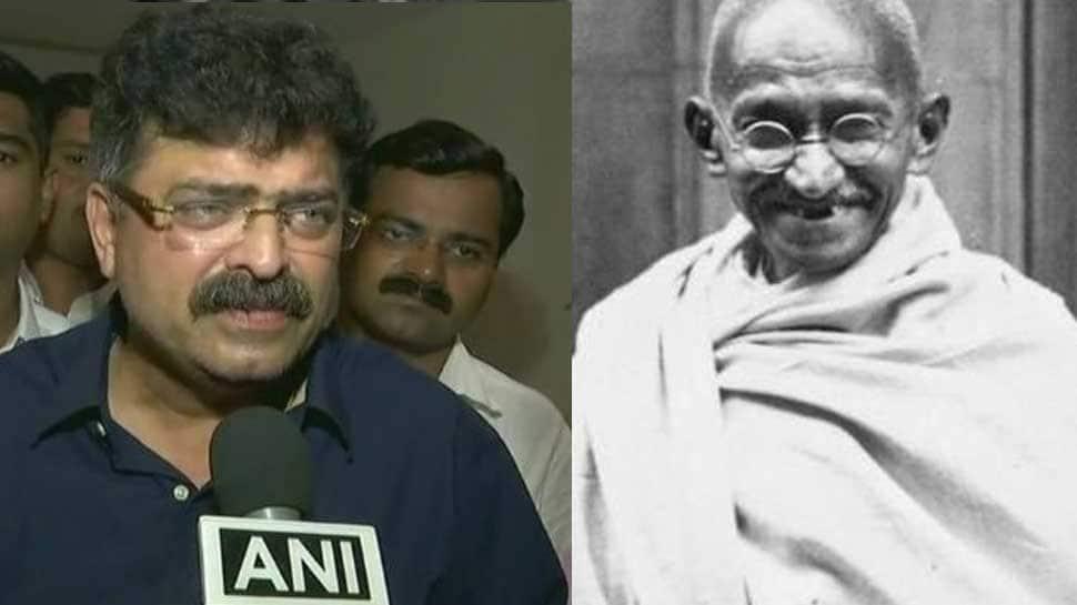 Mumbai-based IAS officer Nidhi Choudhary posts controversial tweet on Mahatma Gandhi, NCP demands suspension