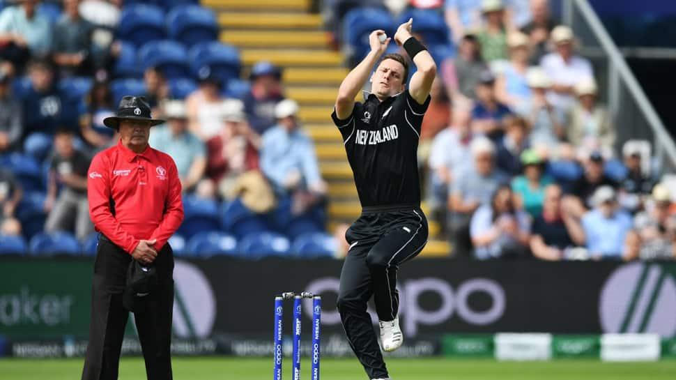 Matt Henry: Man of the Match in New Zealand vs Sri Lanka ICC World Cup clash