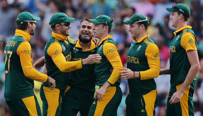 ICC World Cup 2019: Bruised South Africa look to put opening defeat behind