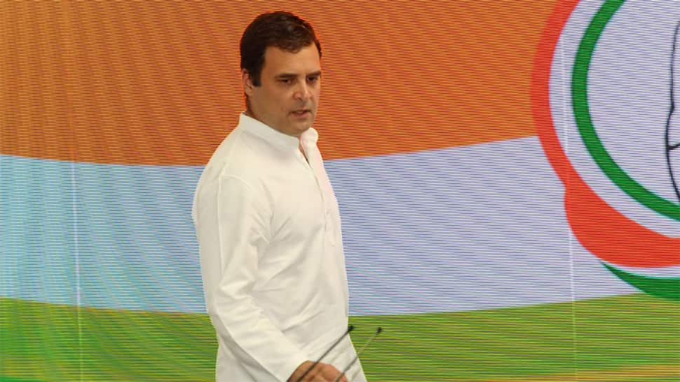 Rahul Gandhi compares BJP government to colonial rule