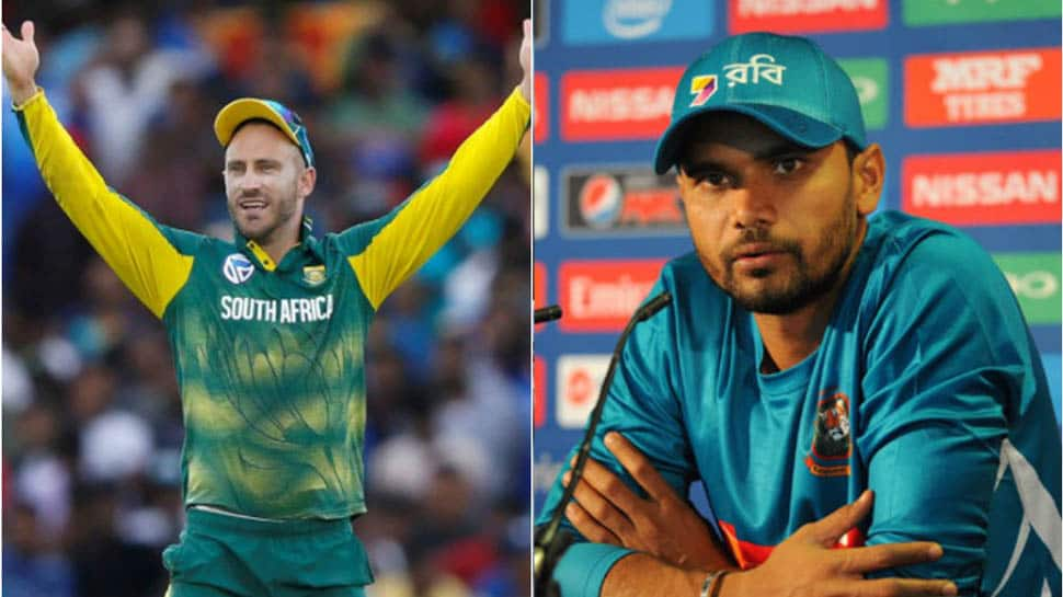 South Africa eye first win against Bangladesh in Cricket World Cup 2019