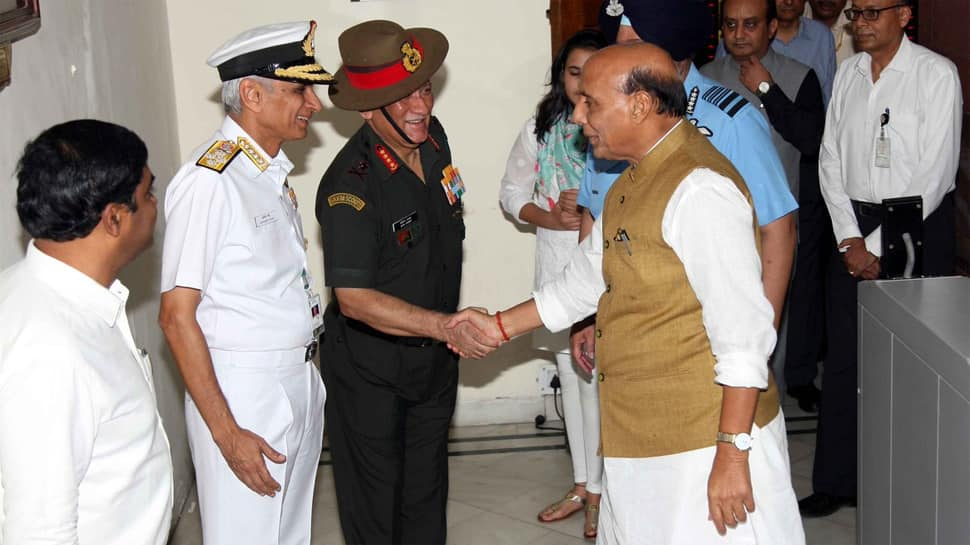 Rajnath Singh to visit Siachen as his first visit as Defence Minister