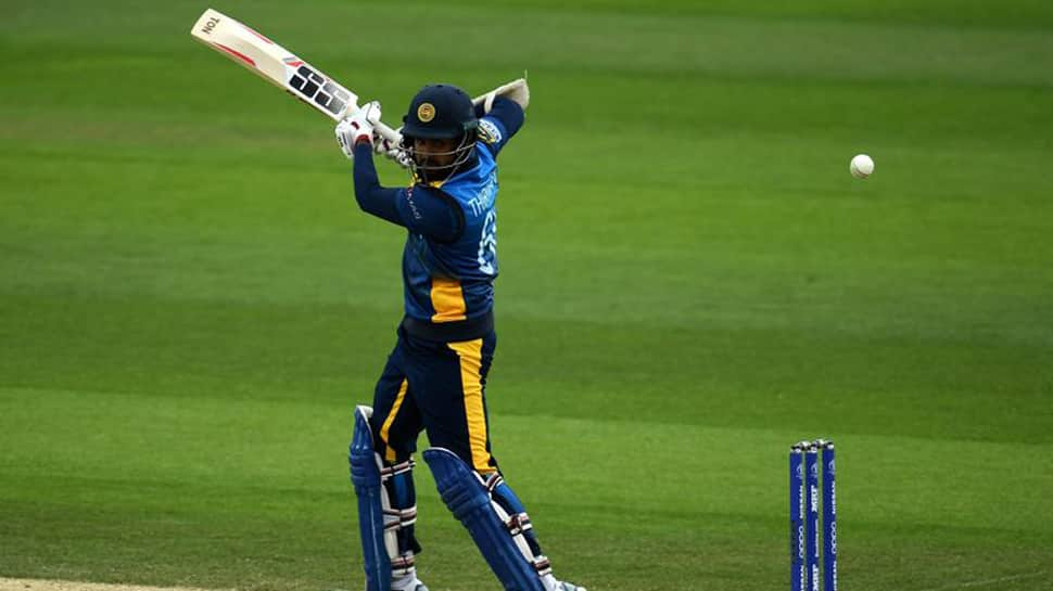 ICC World Cup 2019: Lahiru Thirimanne says Sri Lanka must adapt to conditions better than they did in defeat by New Zealand