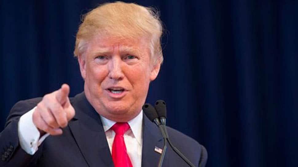 US President Donald Trump wades into Britain's Brexit crisis