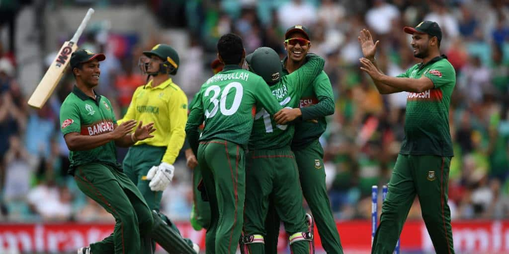 ICC World Cup 2019, South Africa vs Bangladesh: As it happened