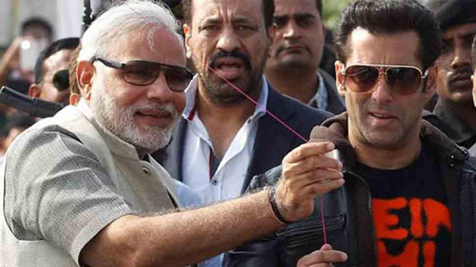 Salman Khan congratulates PM Narendra Modi on 'splendid' team of ministers