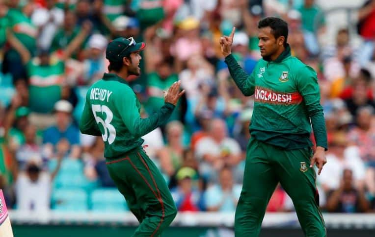 Youth and experience the key for Bangladesh's success at World Cup 2019: Mehidy Hasan