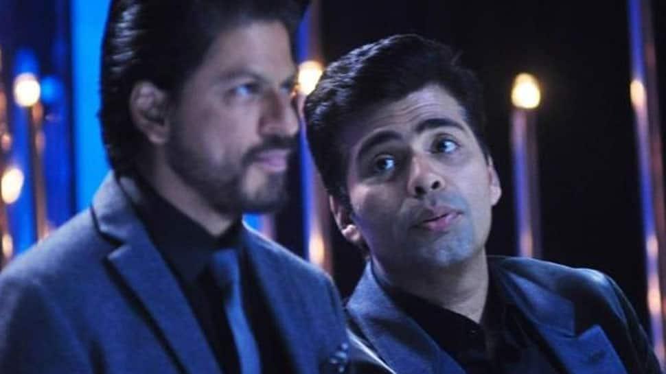 Shah Rukh Khan's heartfelt note to Karan Johar, Aditya Chopra on Twitter is unmissable!