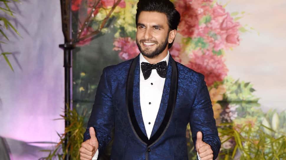 Ranveer Singh roots for V.Unbeatable dance group