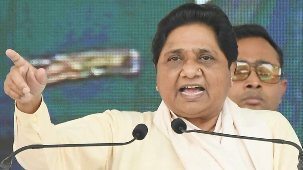 Get ready to fight Uttar Pradesh assembly bypolls alone, don't depend on alliance: Mayawati to BSP leaders