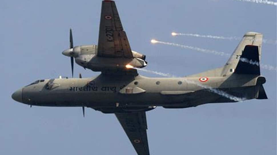 IAF's missing AN-32 aircraft remains untraced, search operations continue
