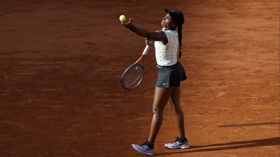 French Open: Stephens keen to end Konta run in quarter finals
