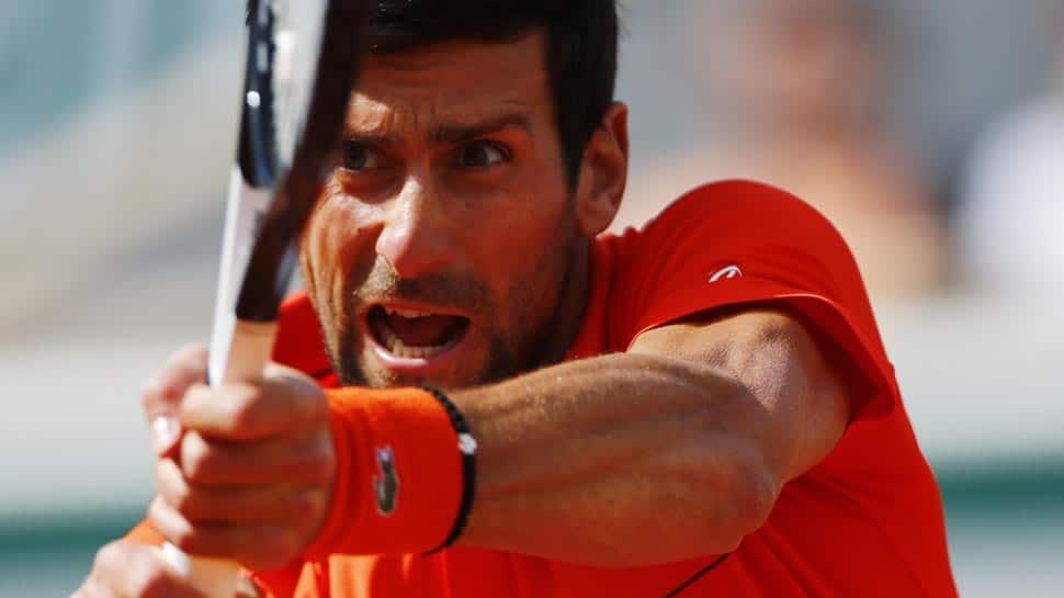 French Open: Top seed Novak Djokovic cruises into quarter finals